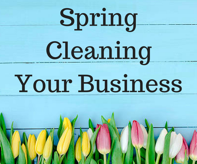 Business Spring Cleaning — Checking For Compliance